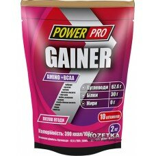 Power Pro Gainer 1.0 кг