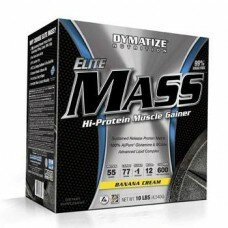 Гейнеры Elite Mass Gainer 4.54 кг