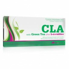 CLA with Green Tea+L-Carnitine 60 капс