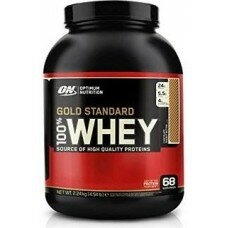 100% Whey Gold Standard EUROPE 2,27 кг