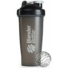 Шейкер Blender Bottle CLASSIC (black)700 мл