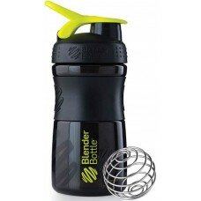 Шейкер Blender Bottle SportMixer MINI (Black-Green) 590 мл
