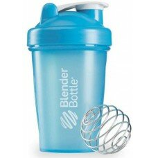 Шейкер Blender Bottle CLASSIC MINI (aqua) 400 мл