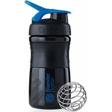 Шейкер Blender Bottle SportMixer MINI (Black-blue) 590 мл