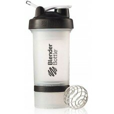 Шейкер Blender Bottle PROSTAK (650 мл.) WHITE-Black