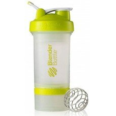 Шейкер Blender Bottle PROSTAK (650 мл.) WHITE-Green