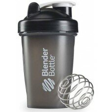 Шейкер Blender Bottle CLASSIC MINI (black) 400 мл