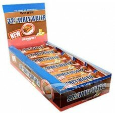 32% Whey Wafer Bar 24х35 гр