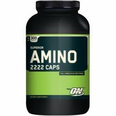 Аминокислоты и ВСАА SUPERIOR AMINO 2222 CAPS 300 капс