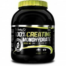 Креатин BT 100% Creatine Monohydrate 500 гр