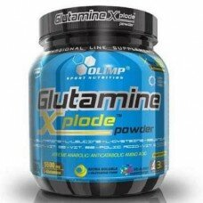 GLUTAMINE XPLODE Powder™ -500 гр