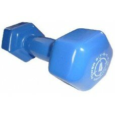 Гантели Power System Power dumbbell (2 шт. по 4 кг)